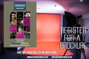 Register for a brochure photography web
